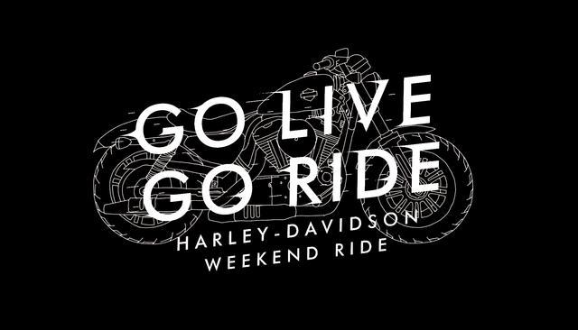 画像: Harley-Davidsonの週末限定のプレミアムな試乗体験! 「GO LIVE GO RIDE」キャンペーン開催