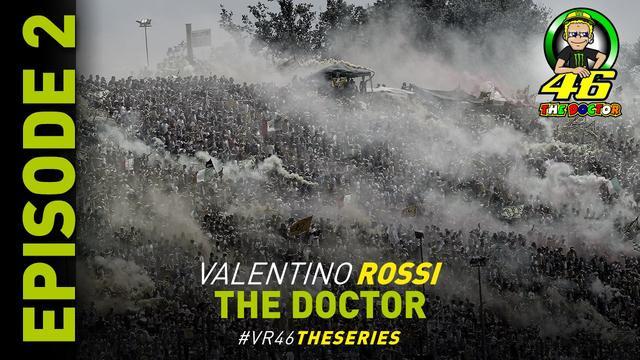画像: Valentino Rossi: The Doctor Series Episode 2/5 youtu.be