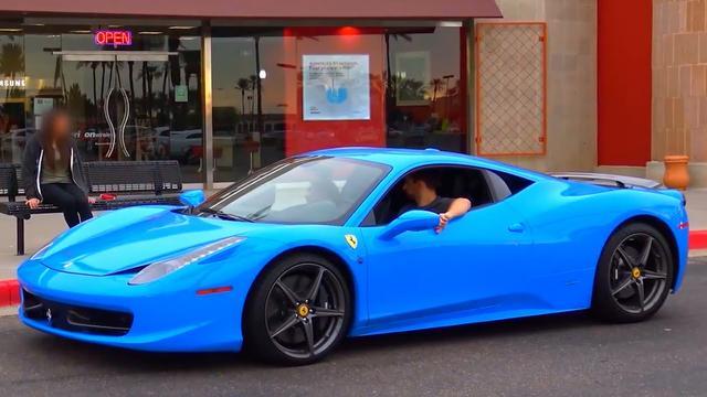画像: Ferrari Girl Prank || YesFunnyYes youtu.be