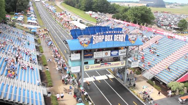 画像: All American Soap Box Derby youtu.be