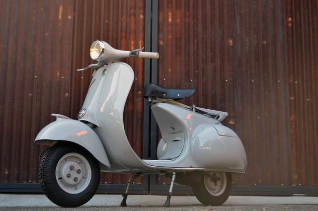 画像: Classic Scooters