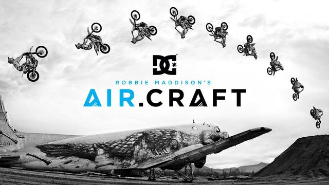 画像: DC SHOES: ROBBIE MADDISON'S AIR.CRAFT www.youtube.com