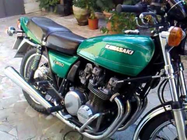 画像: Kawasaki z650 B1 - Suono motore. www.youtube.com
