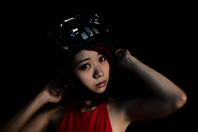画像3: グラビア【ヘルメット女子】Love, Rosie Vol.02