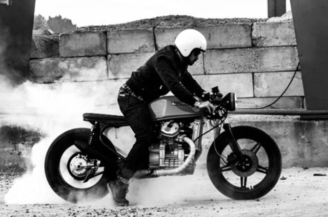 画像: IWC Motorcycles | Turn scrappy metal in to Gold.
