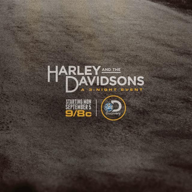 画像: Harley And The Davidsons