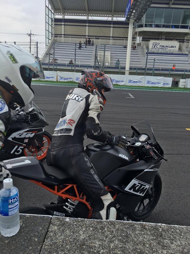 画像3: 初心者でも参加できちゃう125㏄限定の耐久レース!プチオレタイ