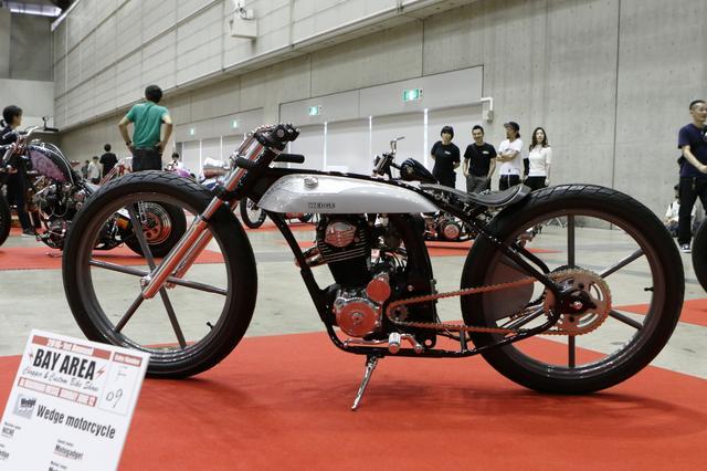画像: Wedge motorcycle / HONDA XL230 blog.wedge-motorcycle.tokyo