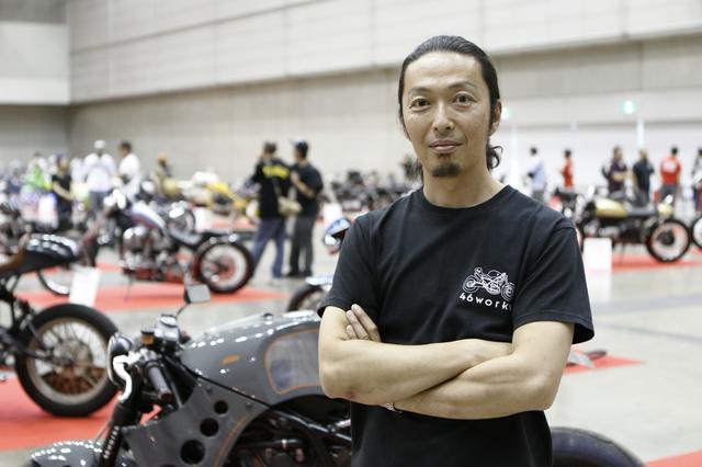画像: KTMとBMWで受賞した46WORKS 中嶋志朗氏 46works.net
