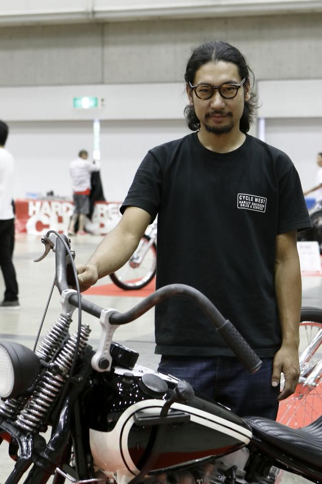 画像4: 新しいカスタムショーの誕生 1st Annual BAY AREA Chopper&Custom Bike Show report
