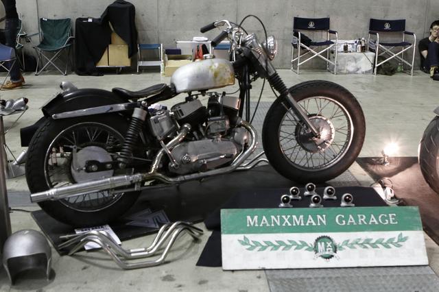 画像2: 新しいカスタムショーの誕生 1st Annual BAY AREA Chopper&Custom Bike Show report