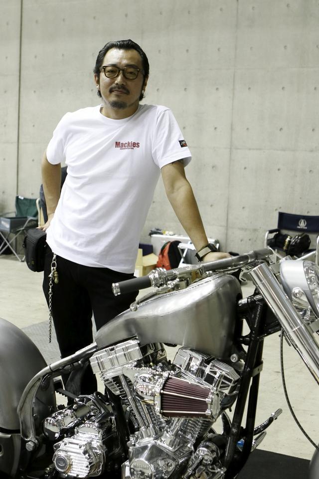 画像3: 新しいカスタムショーの誕生 1st Annual BAY AREA Chopper&Custom Bike Show report