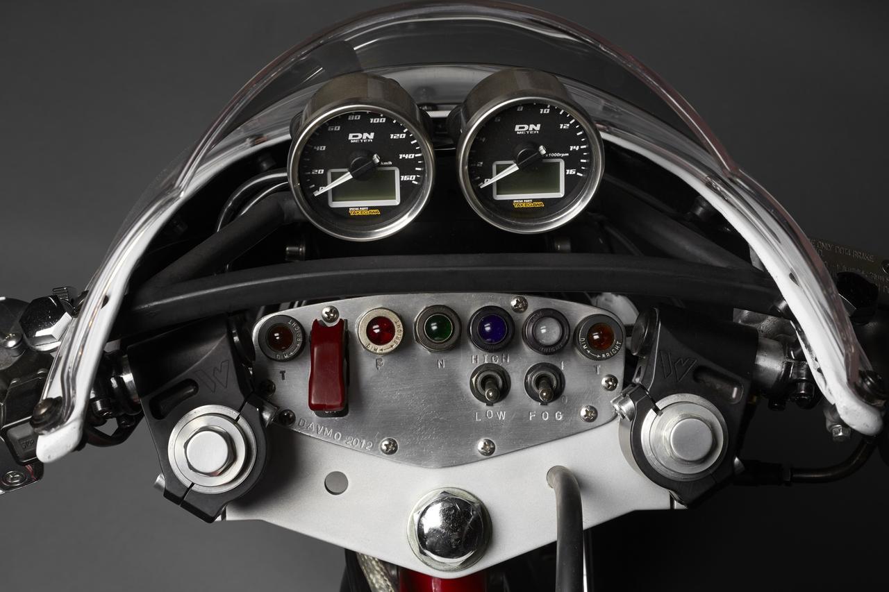 画像: 米国のカスタムビルダー DAVMOMOTOはカスタムメタル。 - LAWRENCE - Motorcycle x Cars + α = Your Life.