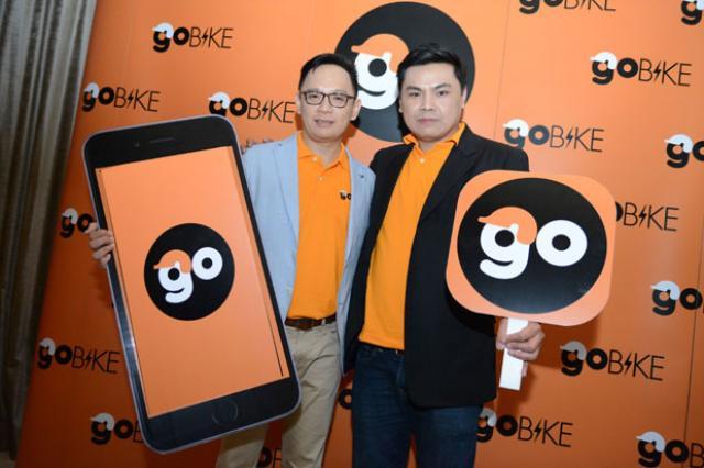 画像: Go BikeのCEOのLian Wah Sengさん(左)と共同創業者の Atthapon Sittichaiareekit さん(©Go Bike) www.bangkokpost.com