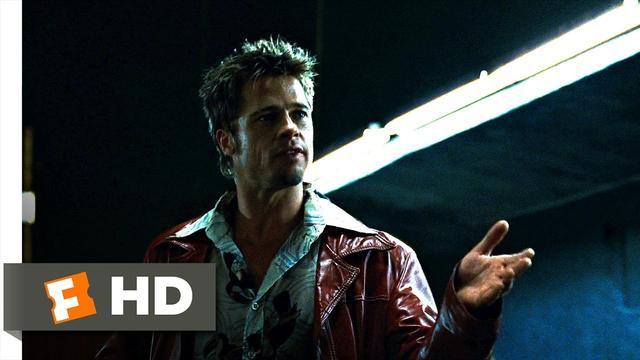画像2: Fight Club (1/5) Movie CLIP - I Want You to Hit Me (1999) HD www.youtube.com