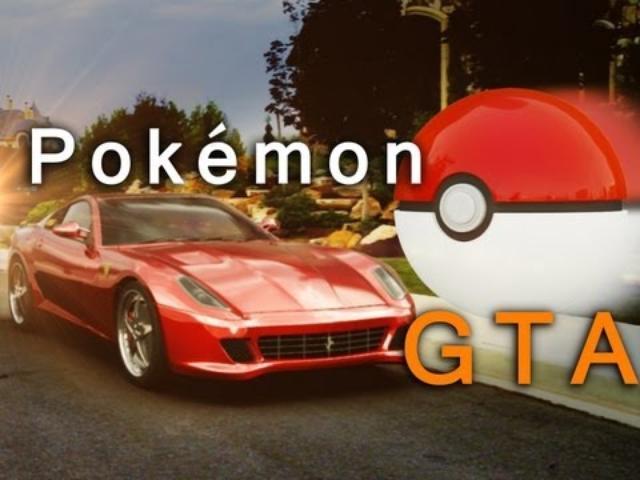 画像: Grand Theft Auto - Pokemon! youtu.be