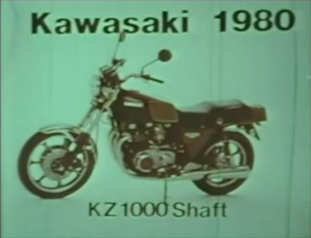 画像: ゴール後は、しばらくカワサキ1980モデルの宣伝をお楽しみください(笑)。 www.youtube.com