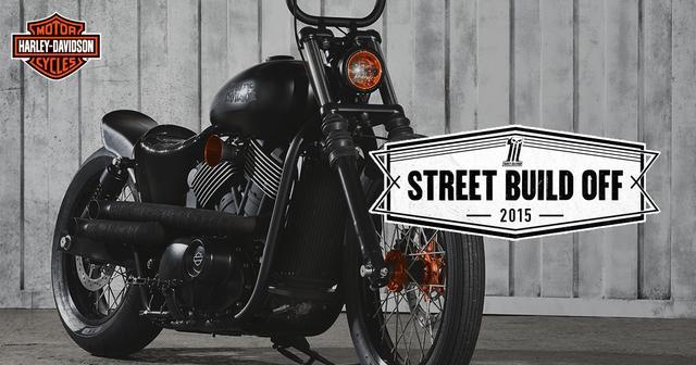 画像: STREET BUILD OFF | ハーレーダビッドソンジャパン | Harley-Davidson Japan