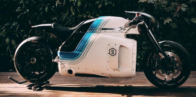 画像1: インドネシアのカスタムビルダー Smoked Garage