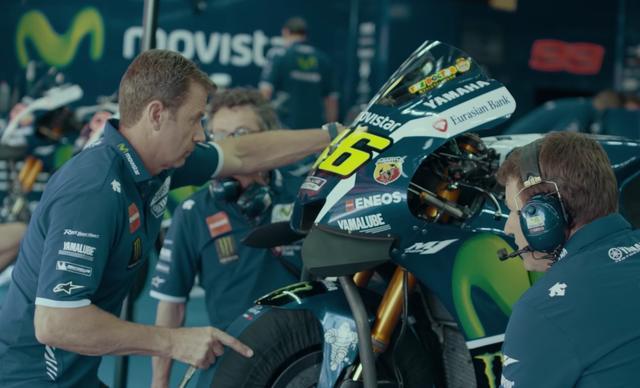 画像: MotoGP YAMAHA Movistarのクルーのインタビュー動画
