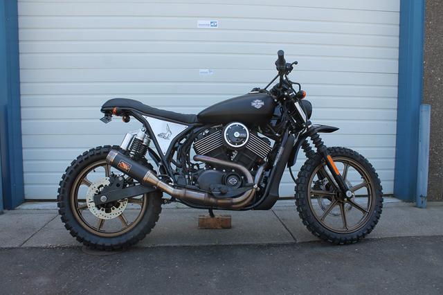 画像: Little Horse Cycles | Custom Motorcycles