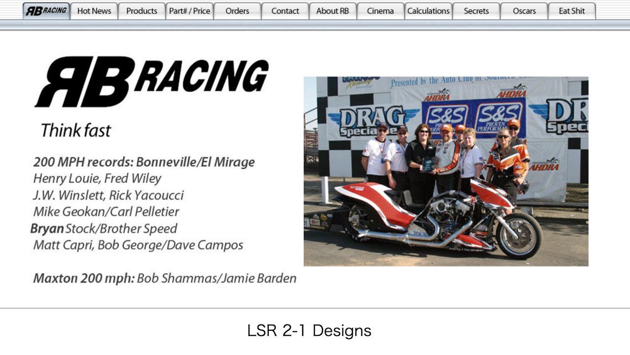 画像: 米国カスタムビルダー RB RacingのXJR1300がマッチョマッチョ