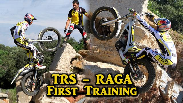 画像: Adam Raga and New TRS for First Training youtu.be