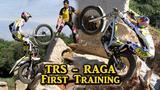 画像: Adam Raga and New TRS for First Training youtu.be