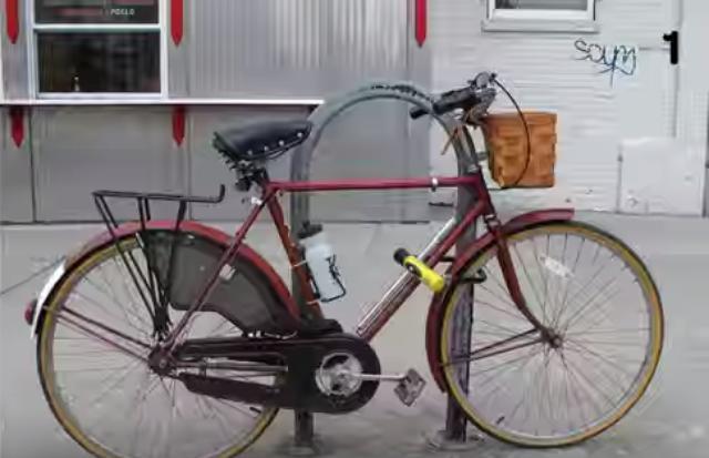 画像: 大都会ニューヨークに鍵付き自転車を365日駐車しておいたらどうなる??