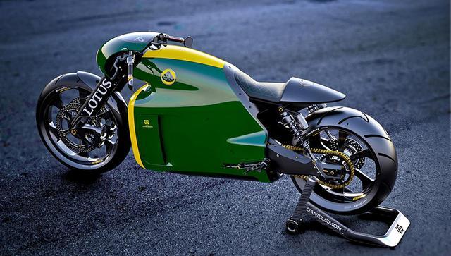 画像: C-01は非常にユニークなデザインですが、奇抜さだけを狙ったモデルではありません。 www.designboom.com