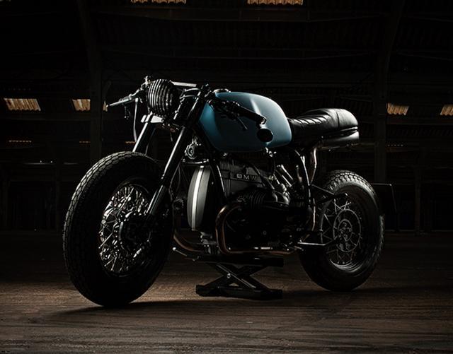 画像: 英国カスタムビルダーSinroja Motorcycles