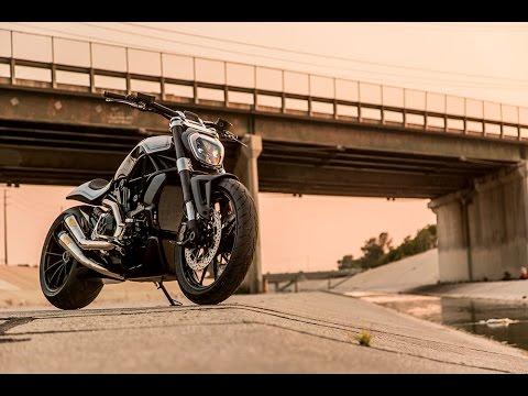 画像: Custom Ducati XDiavel by Roland Sands Design www.youtube.com