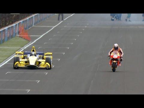 画像: MotoGP™ vs. IndyCar youtu.be