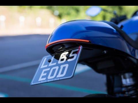 画像: Custom BMW RnineT by Kevils Speed Shop www.youtube.com