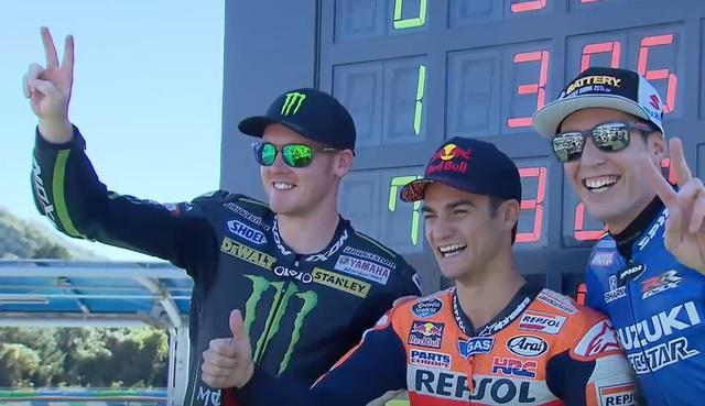 画像10: 【動画】MotoGPライダーたちが、ミニバイクでガチバトル!