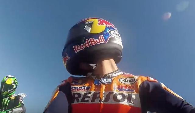 画像4: 【動画】MotoGPライダーたちが、ミニバイクでガチバトル!