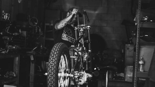 画像: Thirteen and Company Motorcycles Los Angeles