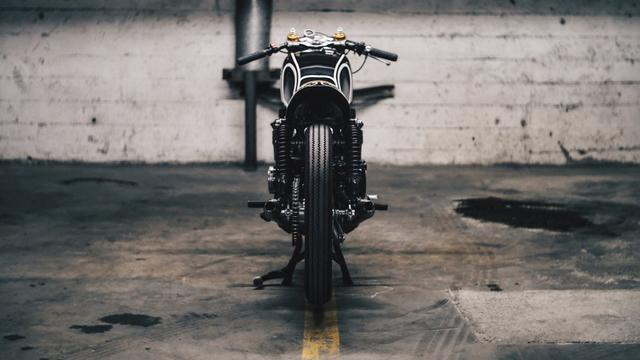 画像3: LAのカスタムビルダー Thirteen and Company Motorcycles