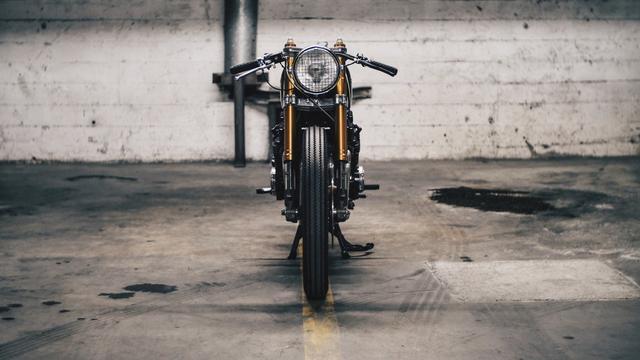 画像2: LAのカスタムビルダー Thirteen and Company Motorcycles