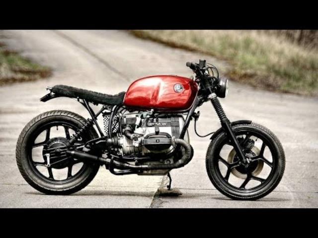 画像: Custom BMW R80 RT by Espiat Design www.youtube.com