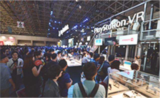 画像: 東京ゲームショウ2016   TOKYO GAME SHOW 2016