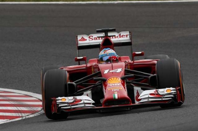 画像: Ferrari F14-T(2014年) エネルギー回生システムやターボの導入など、大幅なレギュレーション変更が行われ、その規定の元で開発されたパワーユニット(エンジン・ターボ・エネルギー回生システムなどの総称)を搭載した初年度のマシン。F・アロンソ、K・ライコネンのコンビでシーズンを戦った。 【小学生以下のお子さま限定 搭乗体験】