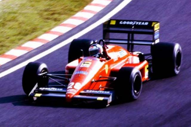 画像: Ferrari F187(1987年) 第1回の鈴鹿F1日本グランプリで優勝したのがこのフェラーリF187。序盤は2度の表彰台を獲得するも、その後リタイヤが多いシーズンとなったが、第15戦日本グランプリ、そして最終戦オーストラリアGPで優勝。1987年シーズンはコンストラクターズランキングを4位で終えた。