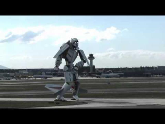 画像: Air Plane transformer (RealLife) youtu.be