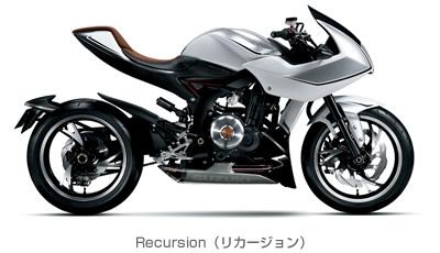 画像: モーターショーに展示されて、話題を集めたスズキ・リカージョン。 www.suzuki.co.jp