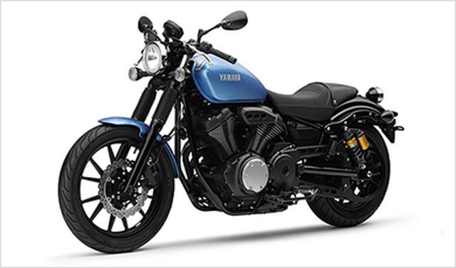 """画像: BOLT C-Spec 「XVS950CU BOLT」の """"プラットフォーム""""をベースに、クラシカルなスポーティイメージを満喫できる V ツインクルーザーのモデル。 global.yamaha-motor.com"""
