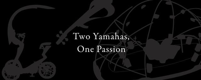 画像: Two Yamahas, One Passion - Design Exhibition 2016 - Yamaha Design - ヤマハ株式会社