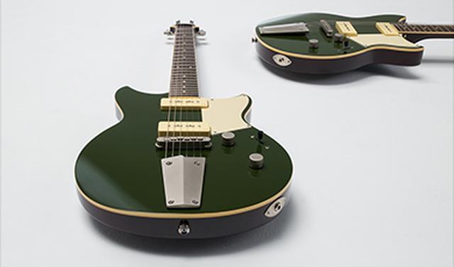 画像: エレキギター / REVSTAR バイクに着想を得たデザイン、日本的意匠を彷彿させる独特 な質感、プレイヤーの個性を輝かせるパワフルかつ繊細なサウンド。ヤマハギター50年の歴史が詰まったエレキギター。 global.yamaha-motor.com