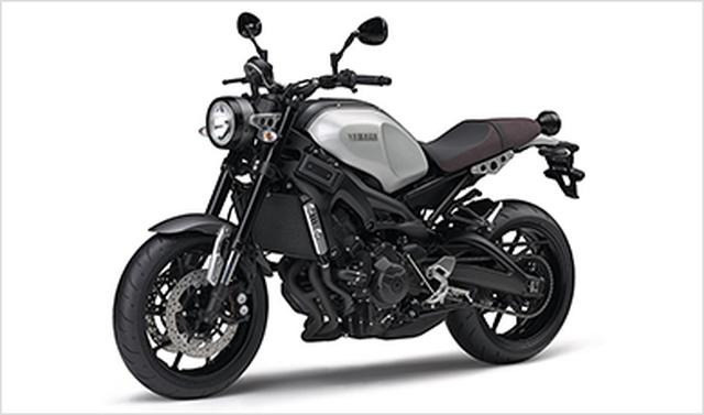 """画像: XSR900 """"The Performance Retro-ster""""をコンセプトに開発、味わいのあるレトロな外観と先進技術によるパフォーマンスを併せ持つモデル。 global.yamaha-motor.com"""