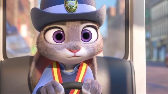 1100の映画評ウサギとキツネがタッグ弱さと腹黒さという